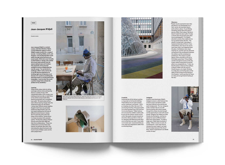 Magazine B